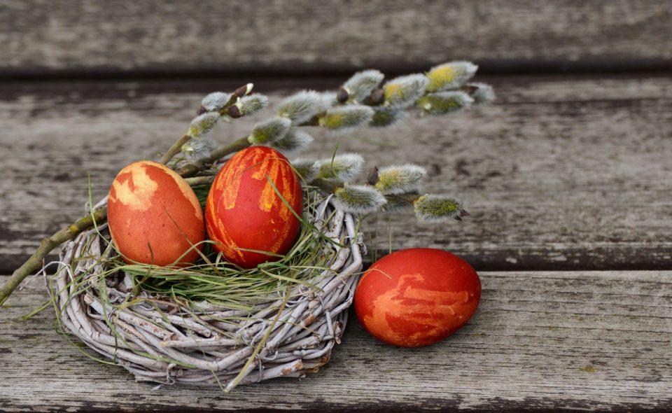 Wielkanoc na Śląsku. Chorzów, 5 kwietnia 2020 <span class=