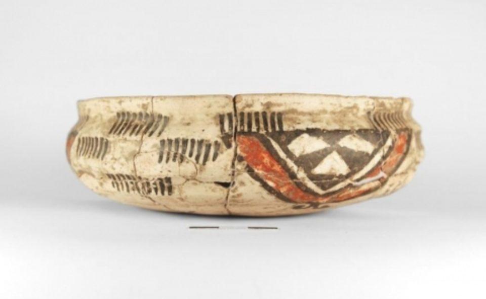 """Wystawa Archeologicznej """"Domasław – nekropolia arystokracji z wczesnej epoki żelaza (VIII-VI w. p.n.e.)"""""""