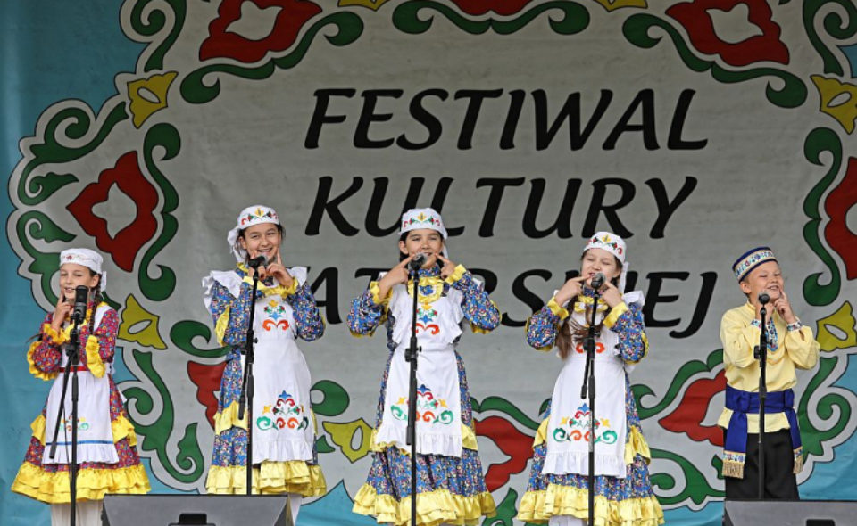 Dni Kultury Tatarskiej w Studziance