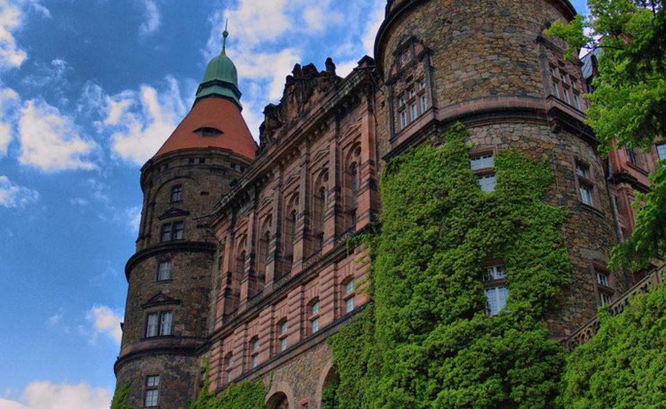 Festiwal Kwiatów i Sztuki. Zamek w Książu,  30 kwietnia – 3 maja 2020 <span class=
