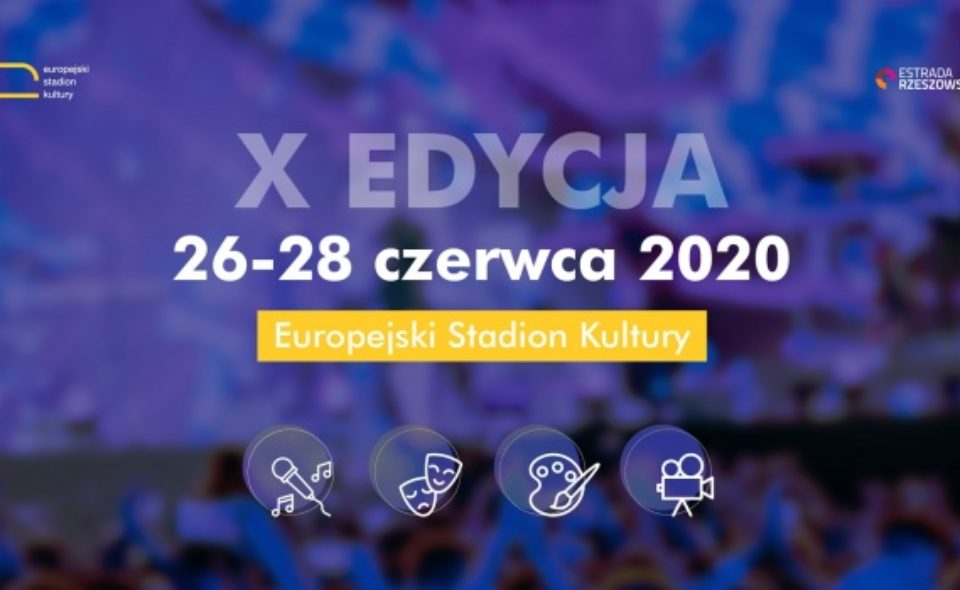 10. Europejski Stadion Kultury 2020 <span class=