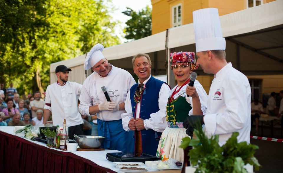 XV Festiwal Śląskie Smaki, Koszęcin, 21 czerwca 2020 r. <span class=