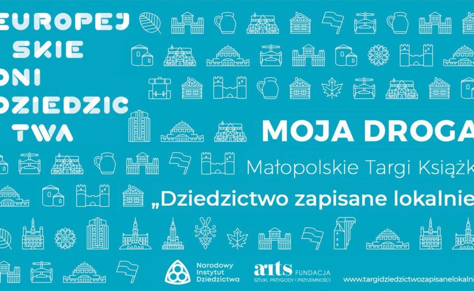 """Małopolskie Targi Książki – """"Dziedzictwo zapisane lokalnie"""", Myślenice, 13 września 2020 r."""