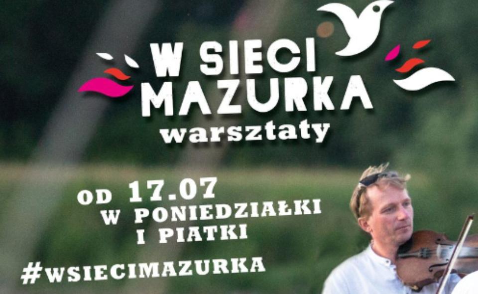 """""""W sieci mazurka"""" – nauka muzyki tradycyjnej online"""