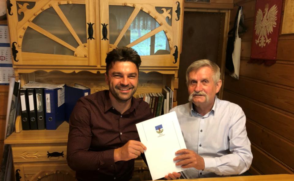 Porozumienie o współpracy z gminą Kościelisko
