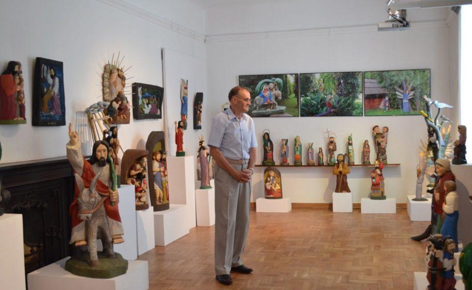 Rozmowa z Grzegorzem Królem –  artystą ludowym, rzeźbiarzem i malarzem