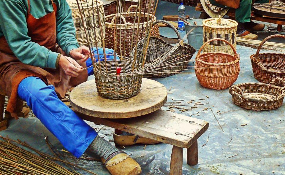 Plecionkarstwo – ważny przystanek na turystycznych szlakach rzemiosł