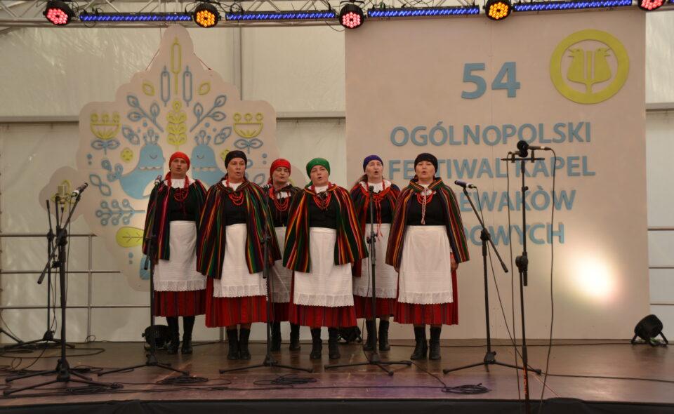 Fotorelacja z 54. Festiwalu Kapel i Śpiewaków Ludowych w Kazimierzu