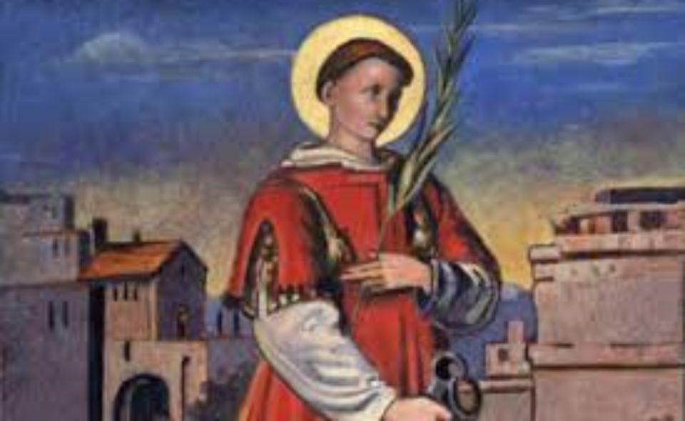 Św. Wawrzyniec – ważna postać w kalendarzu rolnika