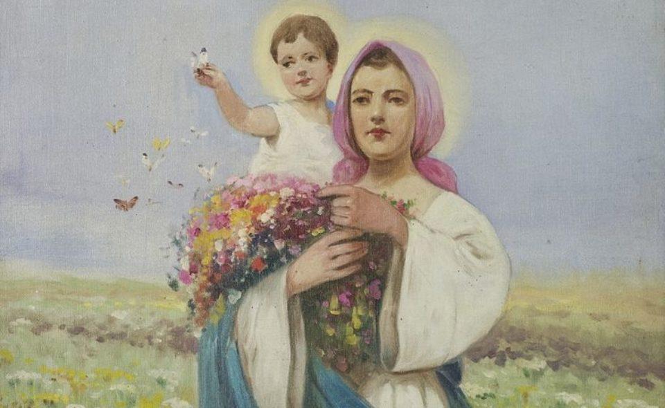 Święto Matki Boskiej Zielnej – ważny dzień dla mieszkańców wsi