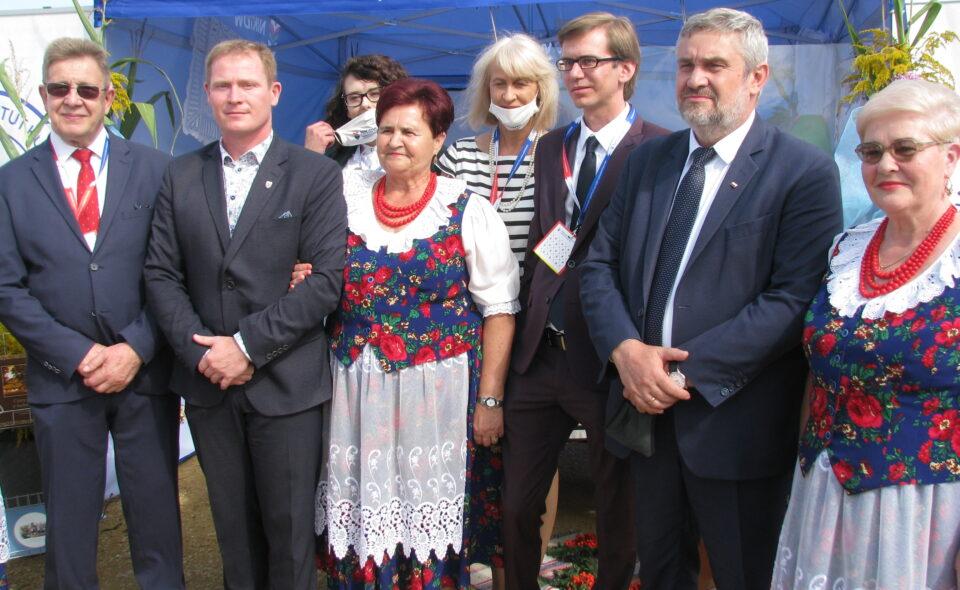 Krajowa Wystawa Rolnicza i Dożynki Jasnogórskie z udziałem Instytutu