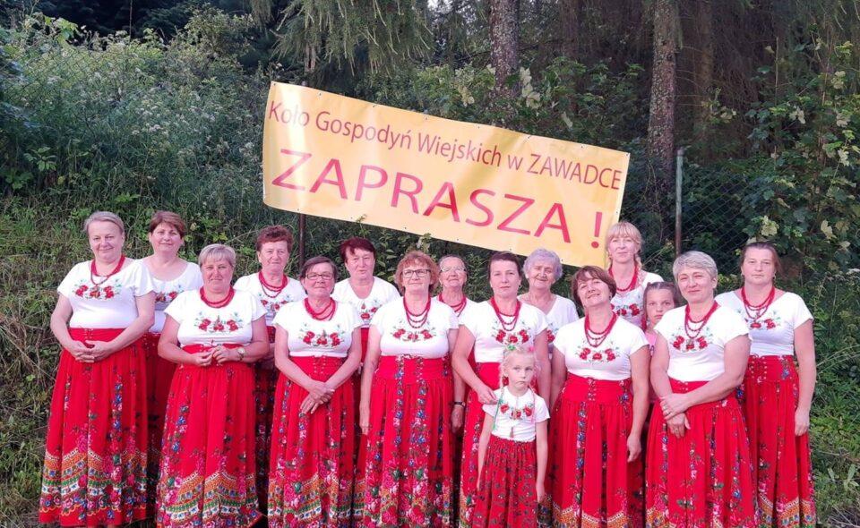 Koło Gospodyń Wiejskich w Zawadce zaprasza – 27.09.2020