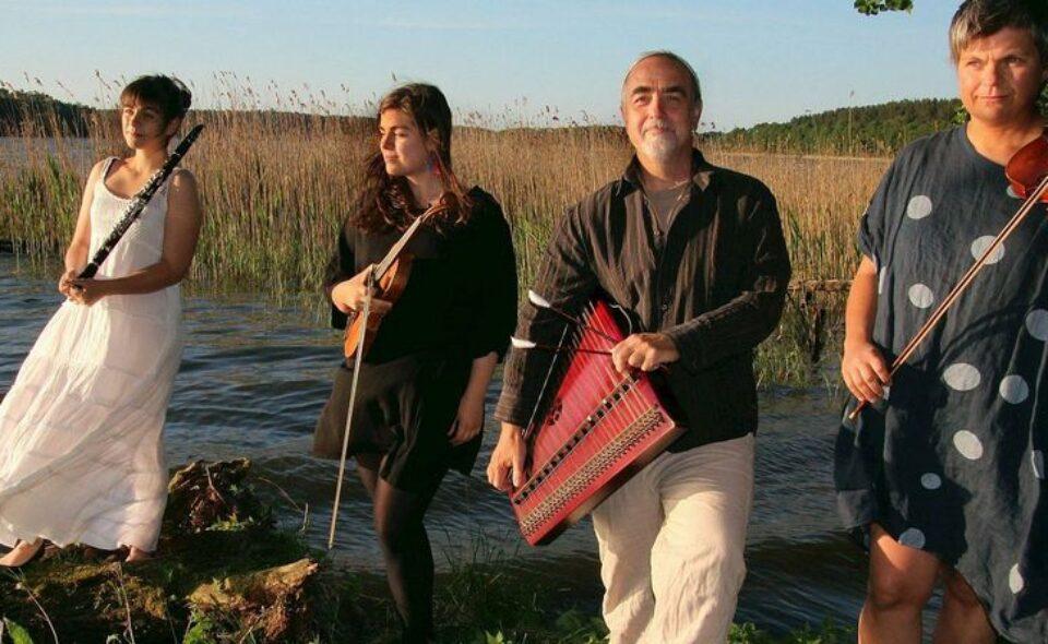 Od Kurpi po Karpaty – koncert w Instytucie 20 września