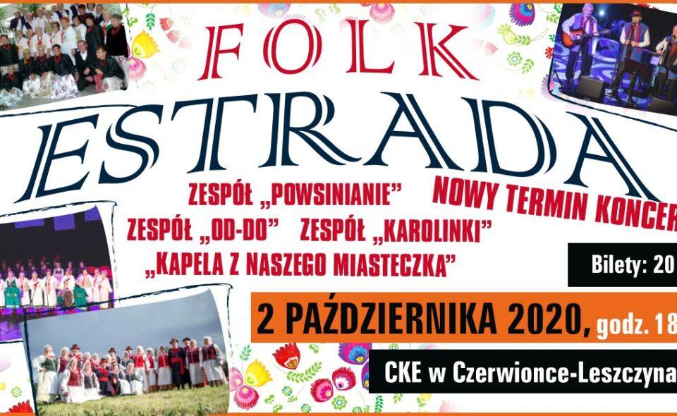 Folk Estrada 2020, Czerwionka-Leszczyny, 2 października 2020 r. <span class=