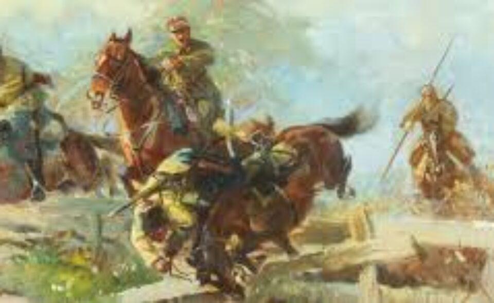 Wojna polsko-bolszewicka 1919-1920 w obrazach malowana – Muzeum Wojska w Białymstoku