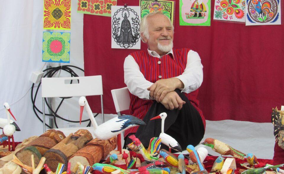 Wacław Zabłocki – artysta ludowy o wielu talentach