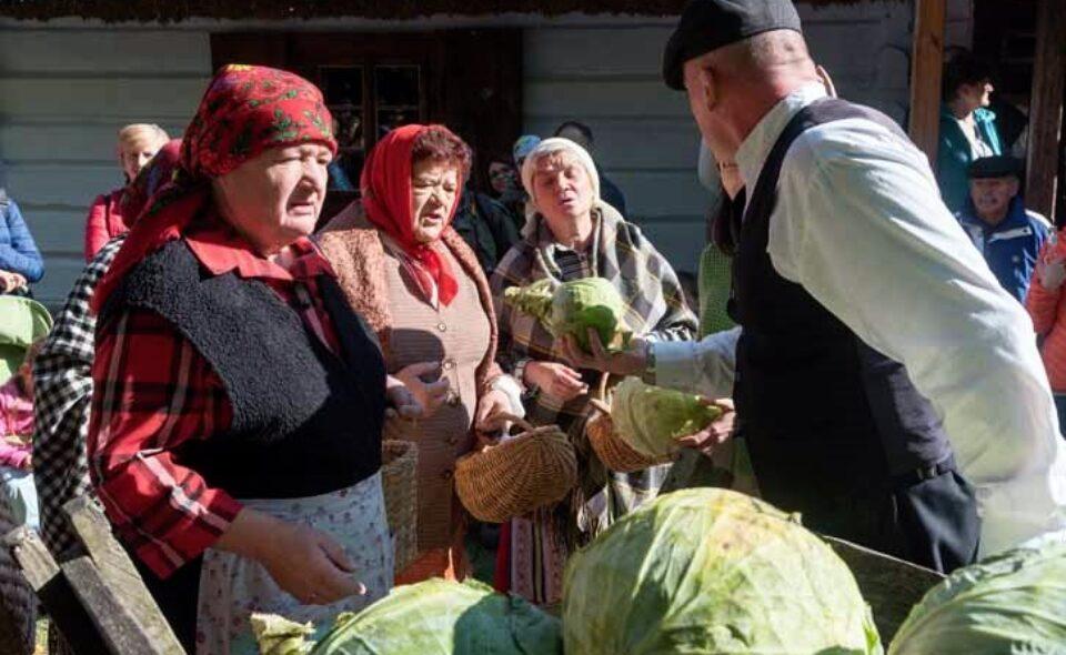 Obieraczki kapuściane – Muzeum Wsi Lubelskiej,  4 październik