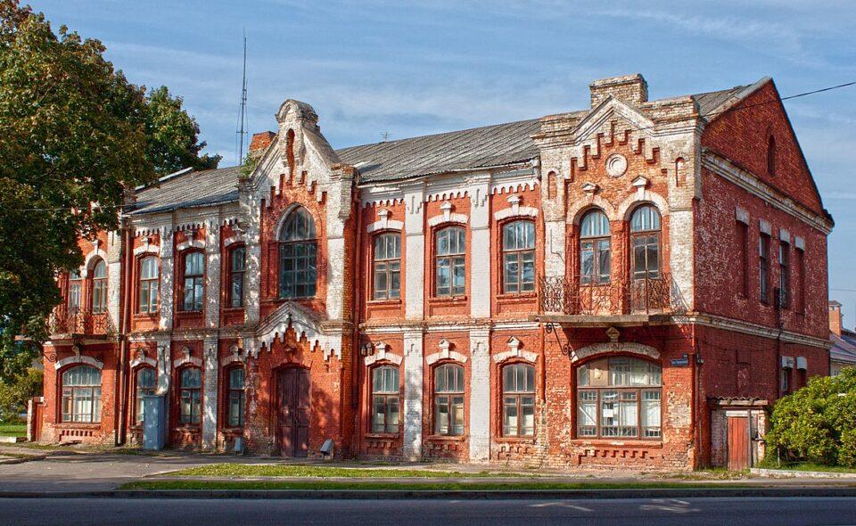 Wycieczka po Białorusi – Baranowicze