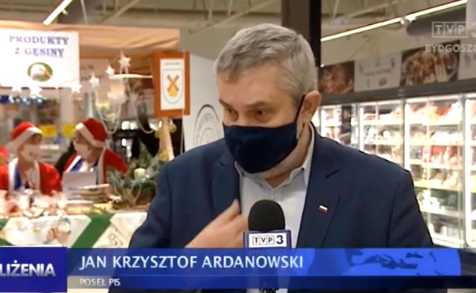 Gęś zdobywa stoły! Instytut w TVP 3 Bydgoszcz!