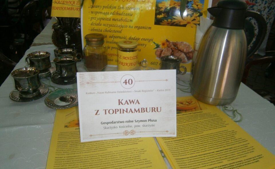 Kawa z topinamburu – samo zdrowie