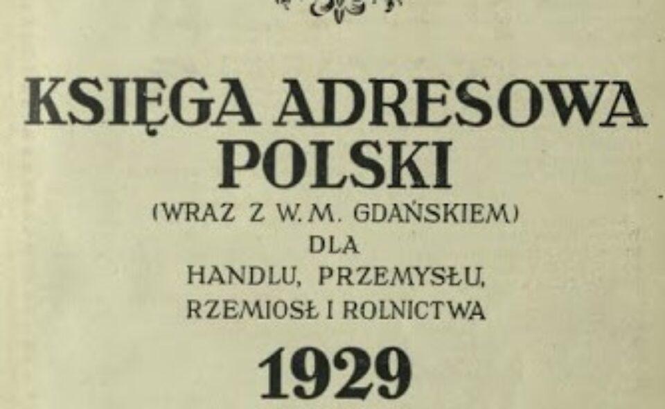 Księga Adresowa Polski