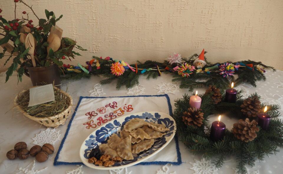 Oryginalne pierniczki i pierogi. W sam raz na Święta!