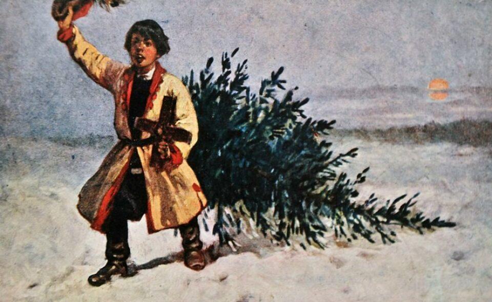 O tradycjach Bożego Narodzenia u Krakowiaków Zachodnich – rozmowa z Mariuszem Zielińskim