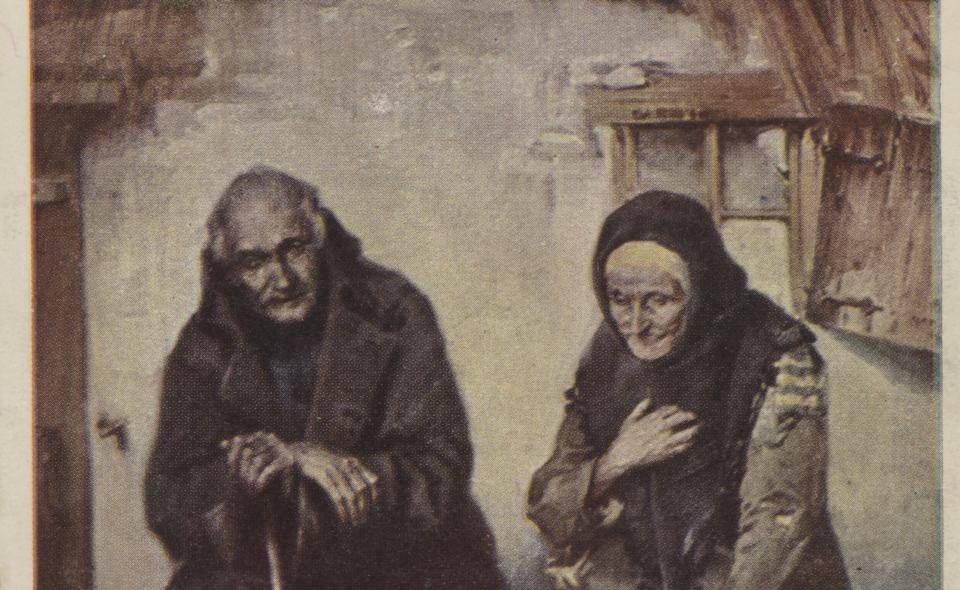 Obraz babci i dziadka w języku i literaturze dziecięcej