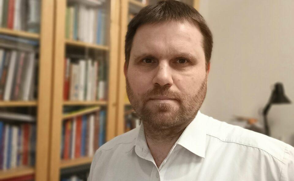 Biogramy – mgr Sebastian Sahajdak