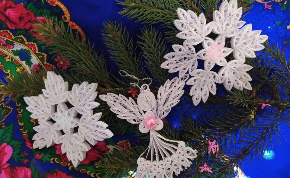"""Konkurs na """"Tradycyjną ozdobę bożonarodzeniową"""" – galeria zdjęć"""