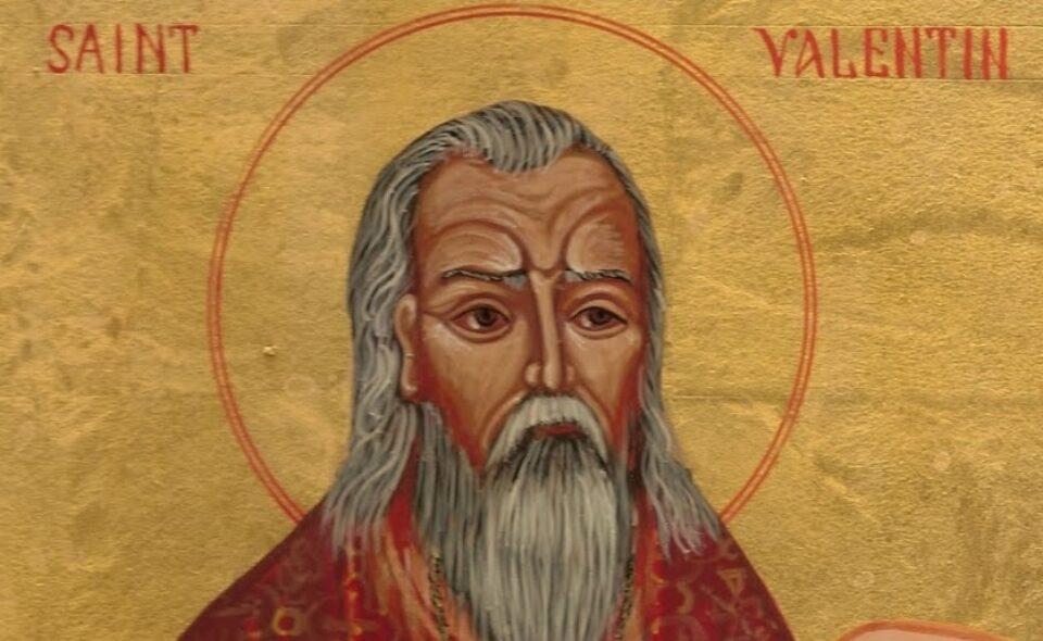 Wspomnienie o św. Walentym