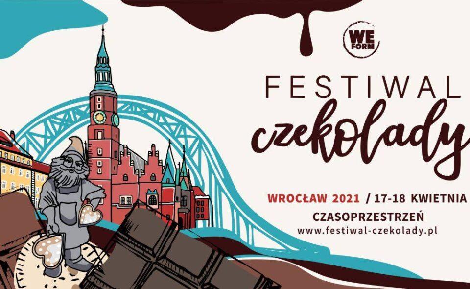 Festiwal Czekolady – Wrocław, 17-18. kwietnia 2021r. <span class=