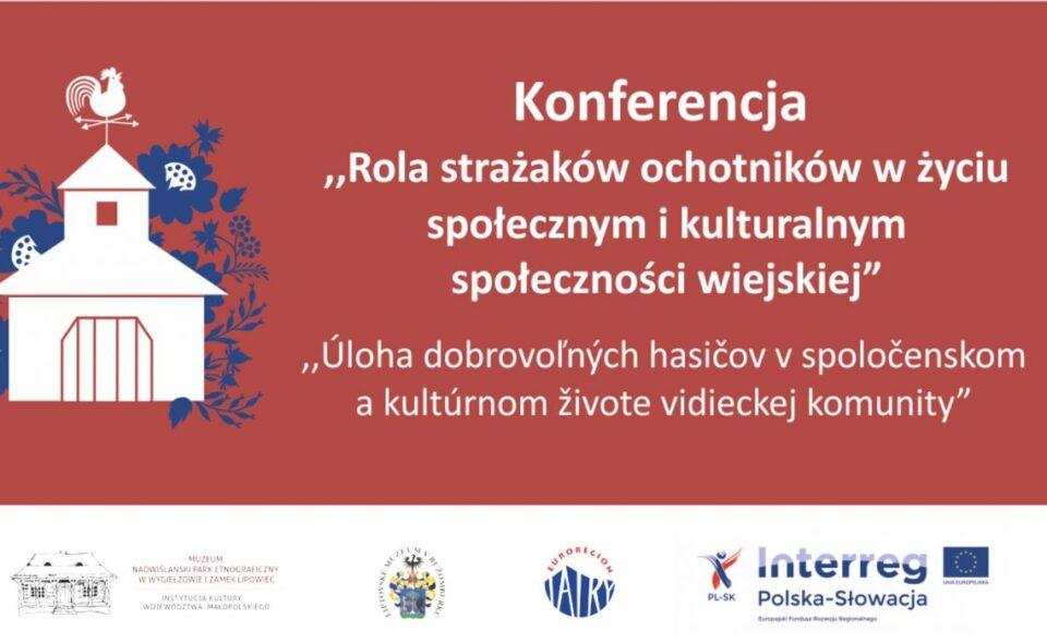 """Konferencja """"Rola strażaków ochotników w życiu społecznym i kulturalnym społeczności wiejskiej"""" – online, 01. kwietnia 2021 <span class="""