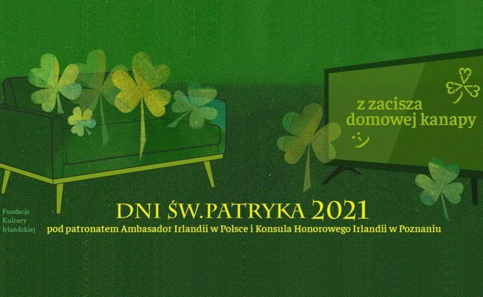 Rodzinny dzień Św. Patryka ON-LINE w Muzeum Archeologicznym – Poznań, 20. marca 2021r. <span class=