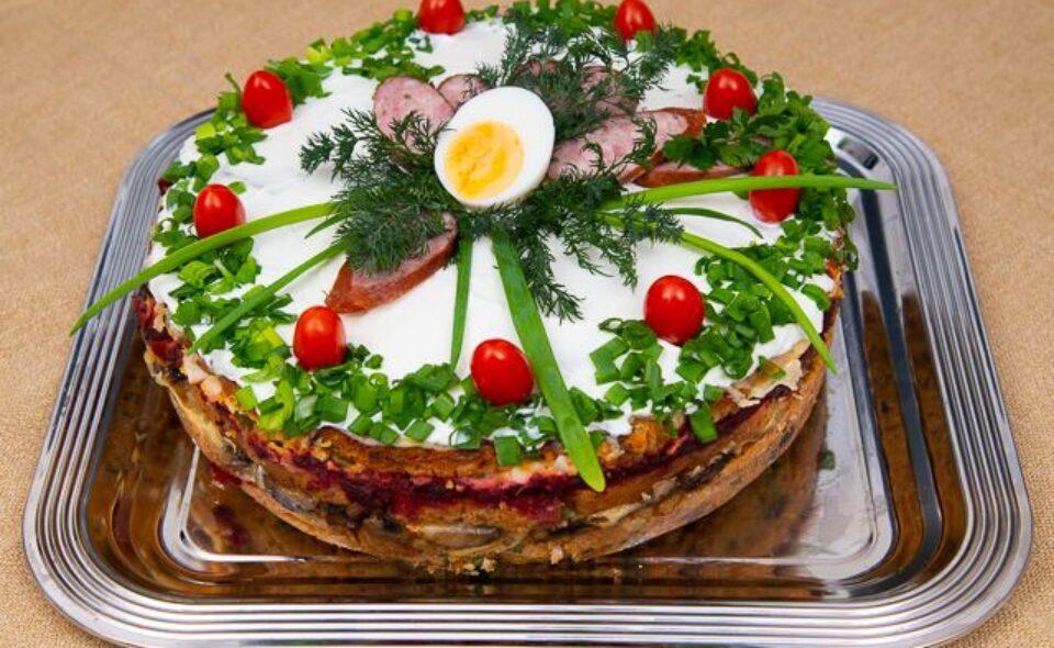 """Przepisy laureatów konkursu """"Zero food waste – nie marnuję żywności"""".  Kategoria Zapiekanki"""