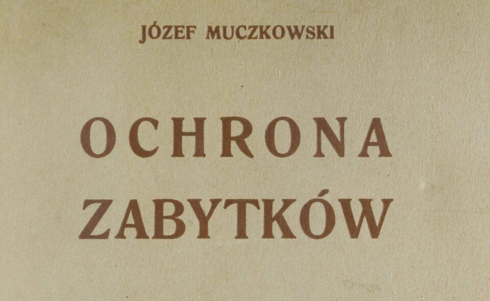 Ochrona zabytków, Kraków, 1914