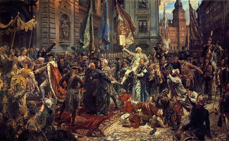 Konstytucja 3 Maja – ostatni akt I Rzeczypospolitej