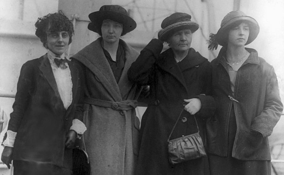 1 gram radu w darze dla Marii Skłodowskiej-Curie… to już 100 lat!