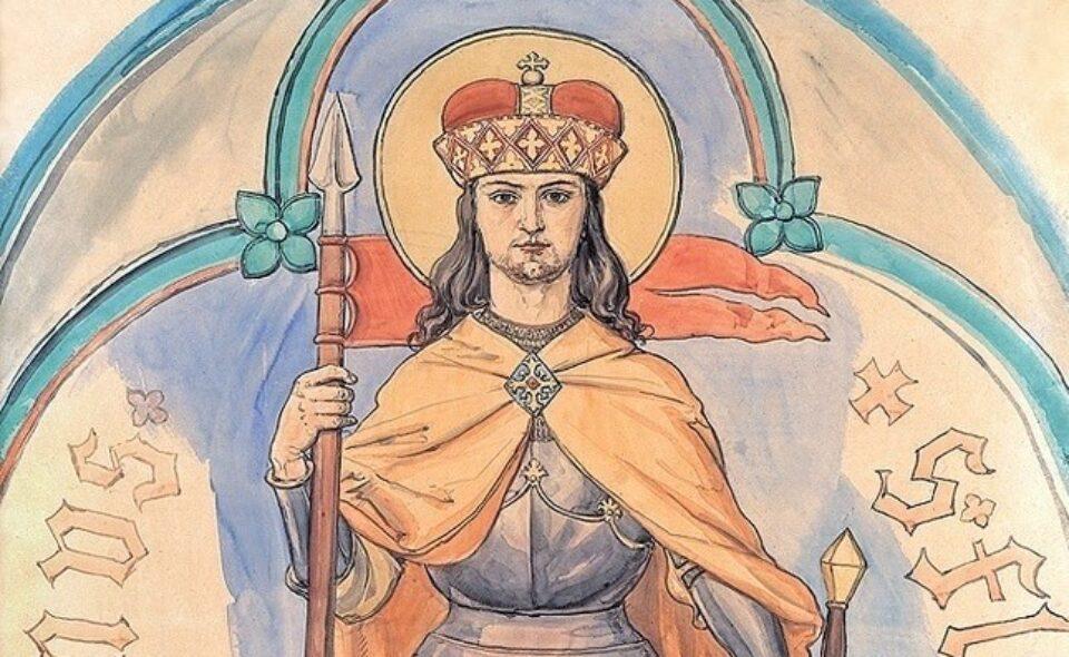 Święci patroni w życiu mieszkańców wsi polskiej (obchody majowe)