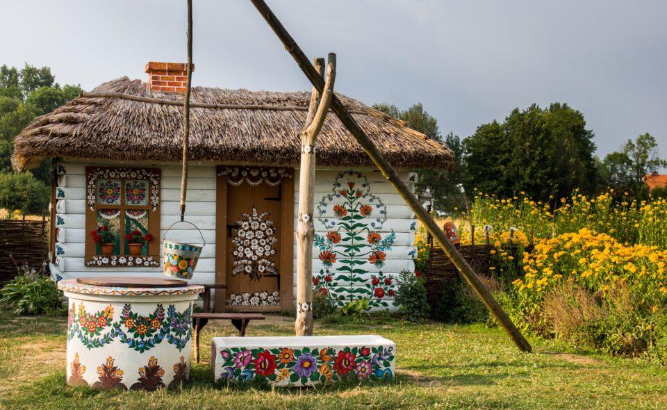 Felicja Curyłowa – prekursorka malowania chat w Zalipiu