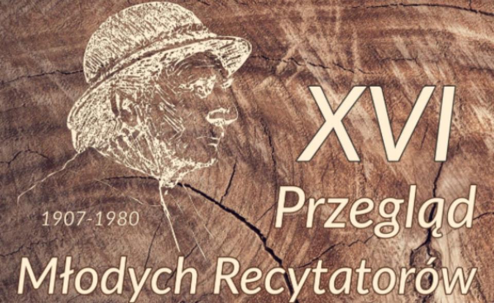 XVI Przegląd Młodych Recytatorów i Gawędziarzy – Szczawnica, 19. maj 2021 r. <span class=