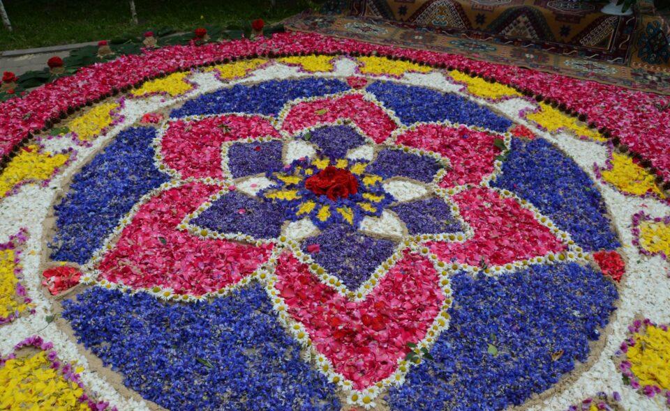 Dywany kwiatowe w Spycimierzu i nie tylko…