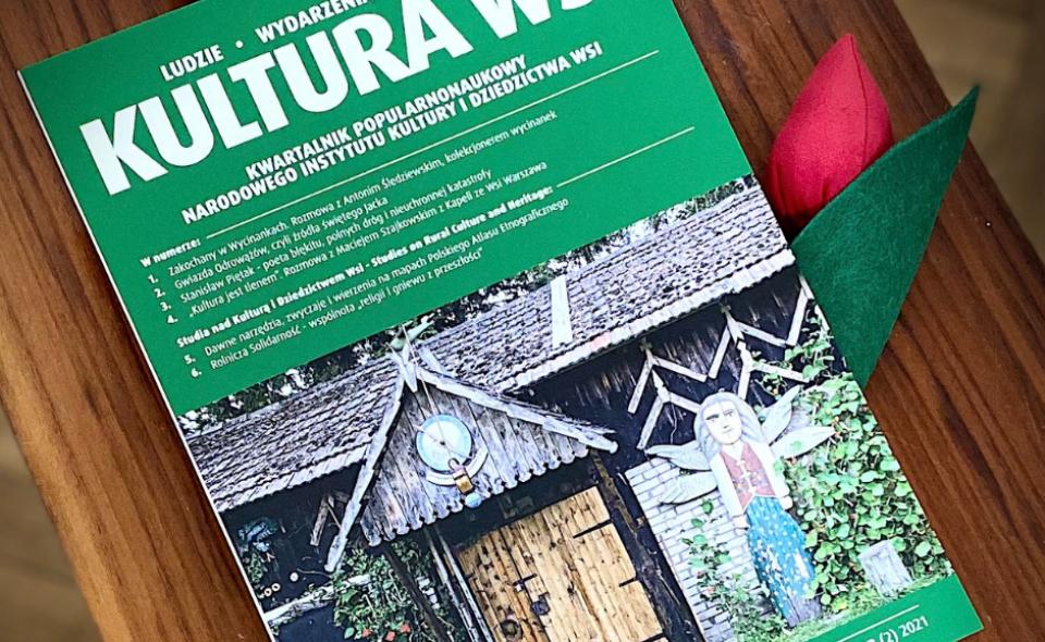 """""""Kultura Wsi""""! Nowy numer kwartalnika wydawanego przez Instytut już dostępny!"""