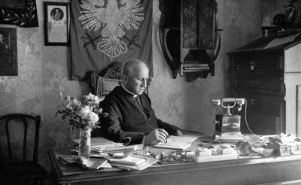 Spółdzielczość – tradycje, wyzwania i szanse w XXI w. Pamięci księdza Prałata Wacława Blizińskiego (1870-1944), pioniera polskiej spółdzielczości wiejskiej. <span class=