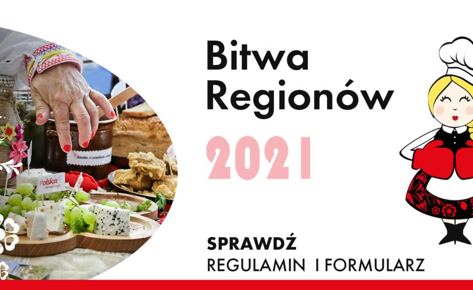 """Konkurs """"Bitwa Regionów"""" dla KGW! Zgłoszenia można wysyłać do 30 czerwca!"""