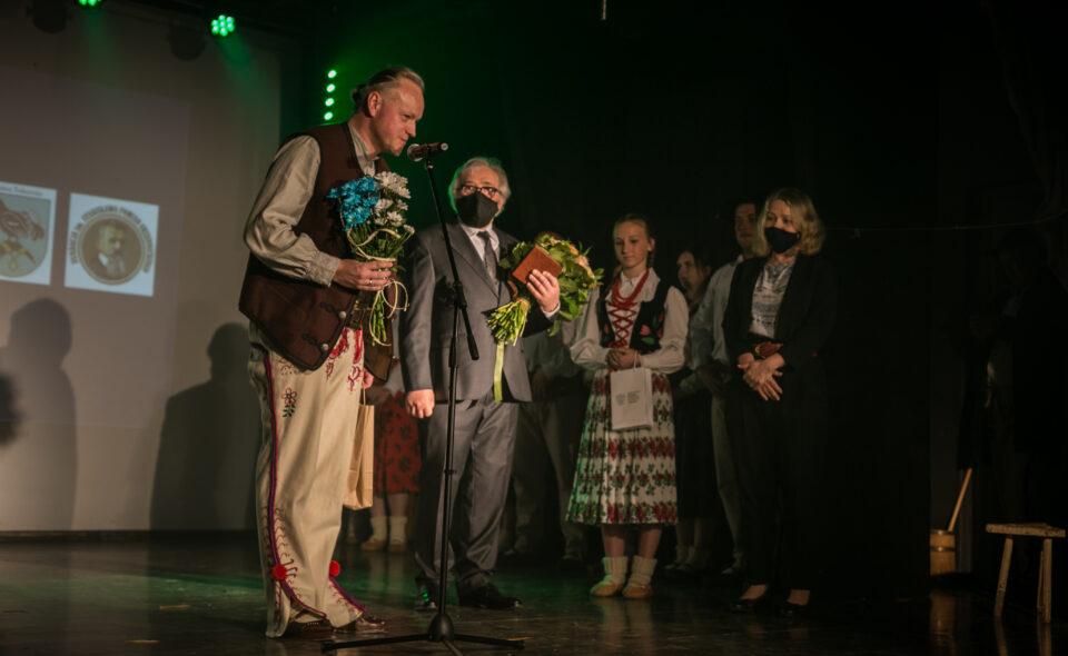 Nie dla braw, lecz z prawdziwej pasji – z wizytą na uroczystości ku czci Zdzisława Słoniny
