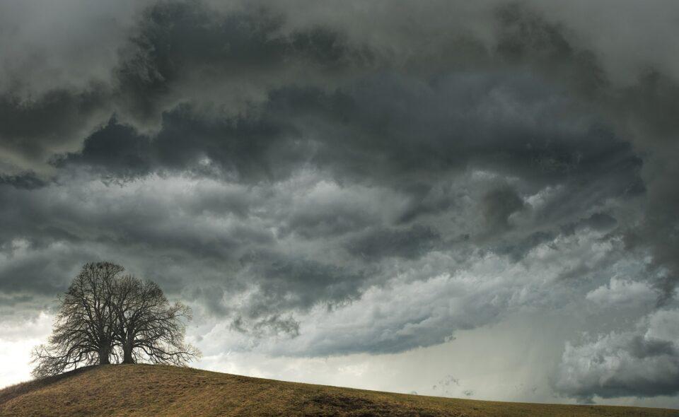 Wiatr – siła demoniczna i niebiańska