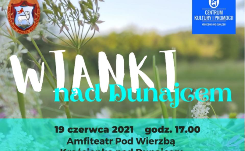Wianki nad Dunajcem – Krościenko, 19. czerwca 2021 r. <span class=