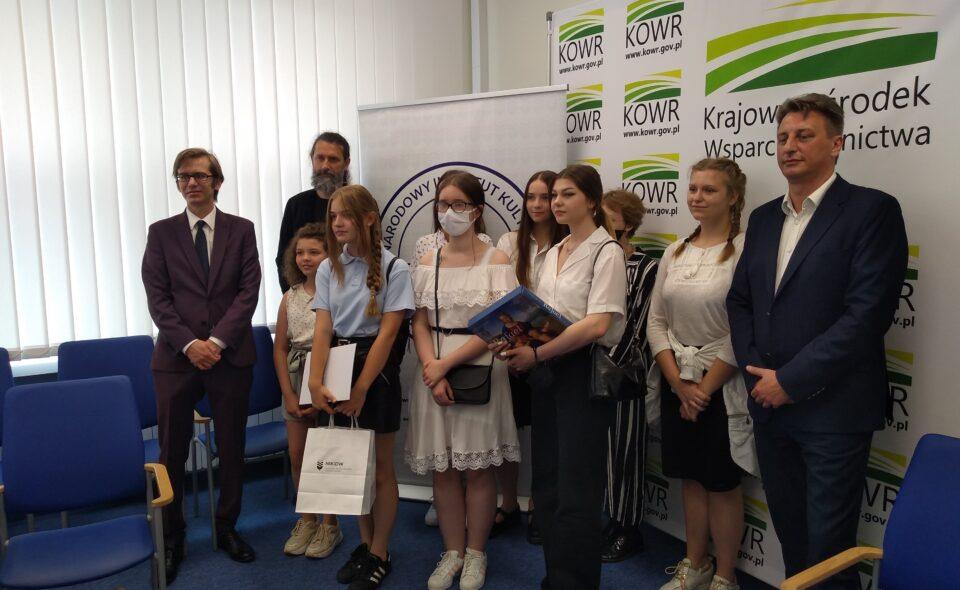 Nagrody dla młodych ilustratorów rozdane!