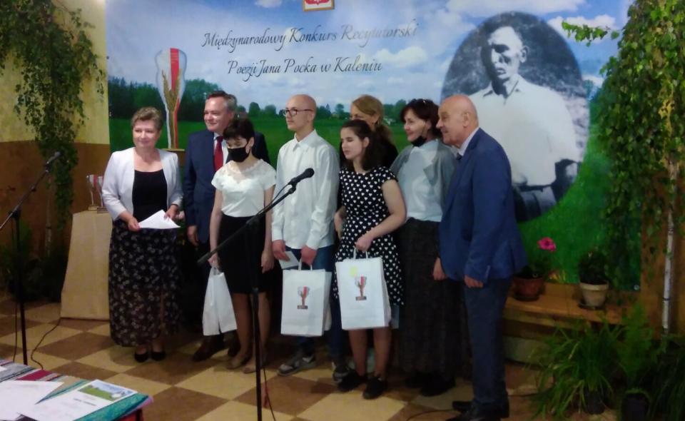 Konkurs recytatorski – w 50-tą rocznicę śmierci Jana Pocka